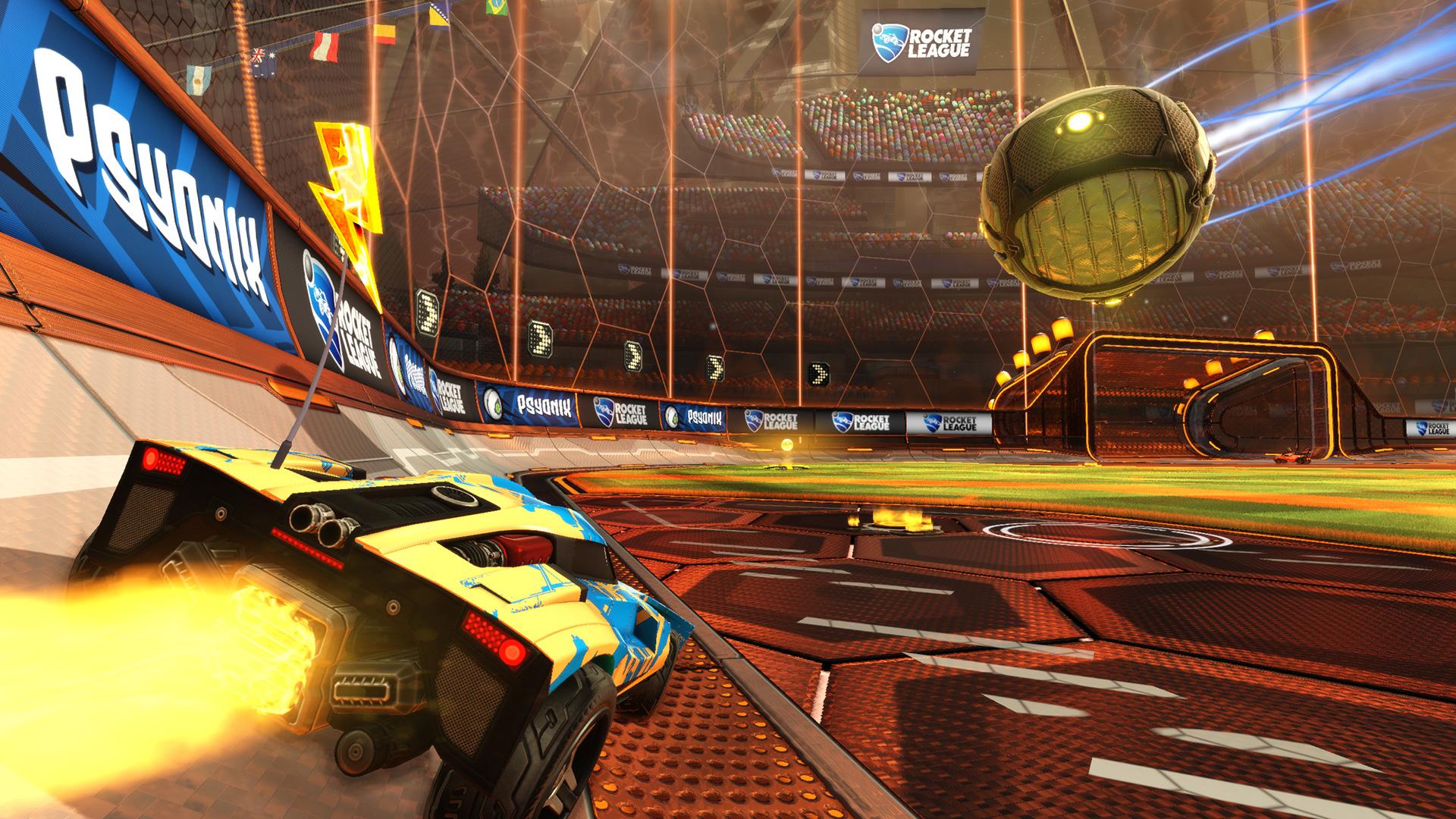 Rocket League - Steam - Imagem 1 do software