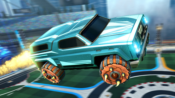 Rocket League скриншот
