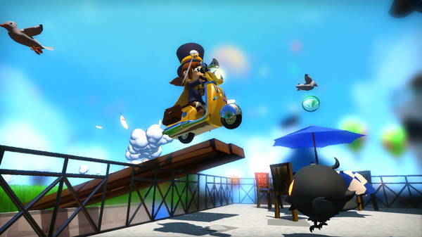 A Hat in Time Captura 3