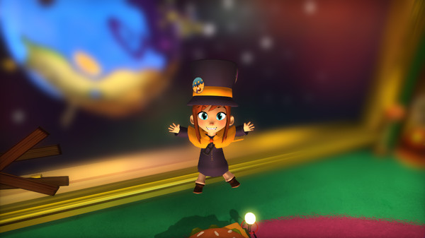 Скриншот №10 к A Hat in Time