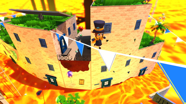 A Hat in Time Captura 1
