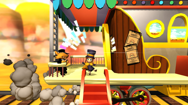 Скриншот №4 к A Hat in Time
