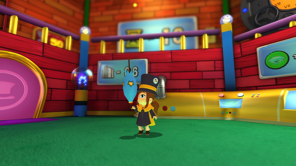 Скриншот №17 к A Hat in Time
