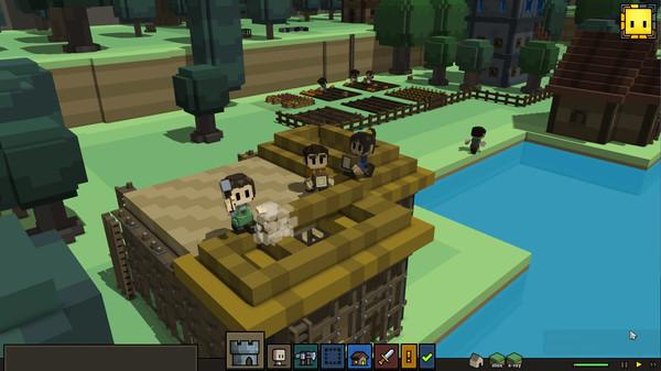 Скриншот №1 к Stonehearth