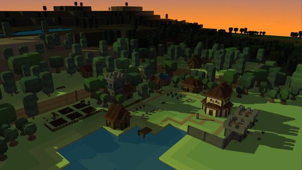 Скриншот №4 к Stonehearth