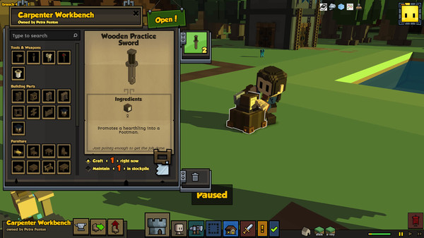 Скриншот №3 к Stonehearth