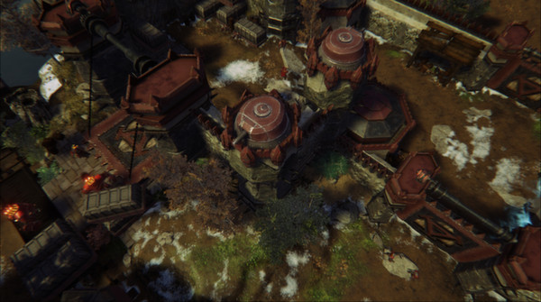 WARMACHINE: Tactics screenshot