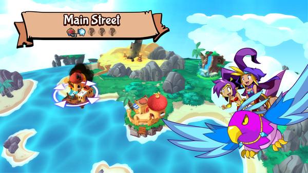 Скриншот №7 к Shantae Half-Genie Hero