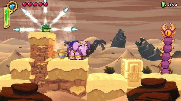 Скриншот №6 к Shantae Half-Genie Hero