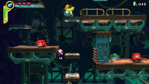 Скриншот №4 к Shantae Half-Genie Hero