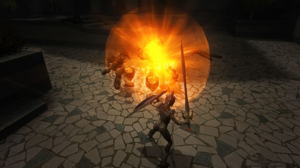 скриншот Enclave 3