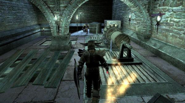 Скриншот №3 к Enclave