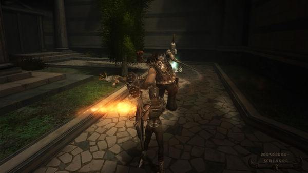 скриншот Enclave 1