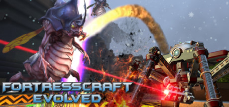 FortressCraft Evolved! Cover Image
