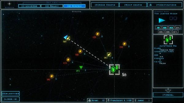 Скриншот №11 к Duskers