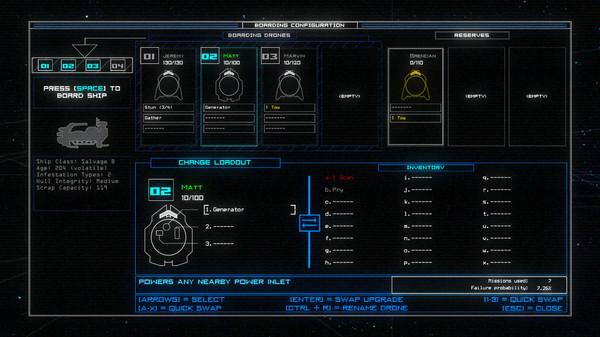 Скриншот №6 к Duskers