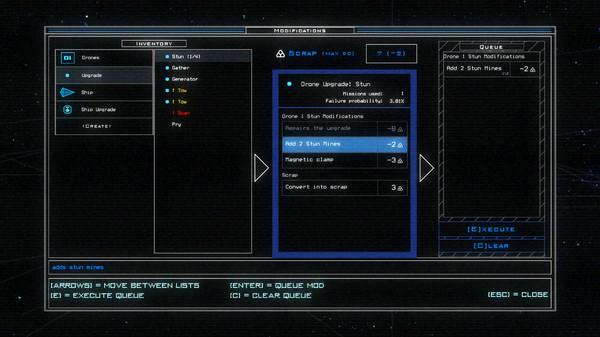 Скриншот №10 к Duskers