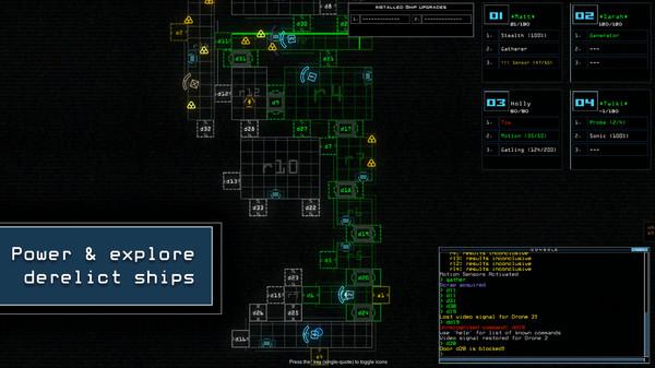 Скриншот №2 к Duskers
