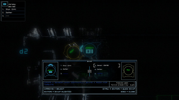Скриншот №8 к Duskers