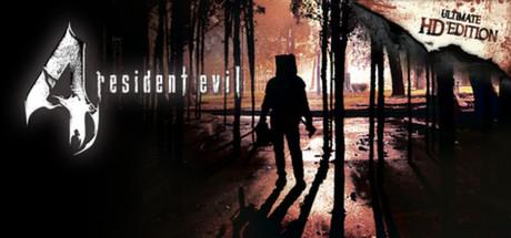 Resident Evil 4 Cover Image