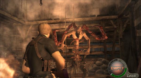 Скриншот №11 к Resident Evil 4