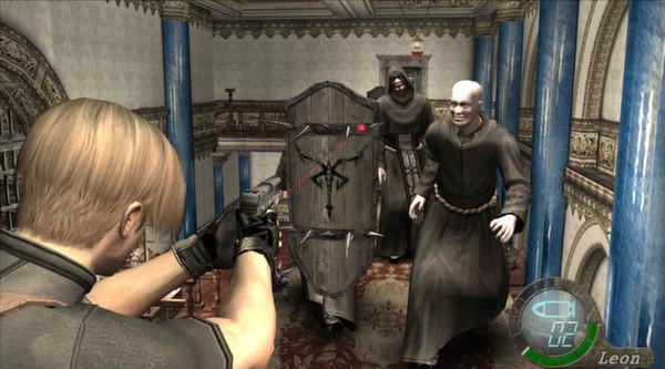 Скриншот №10 к Resident Evil 4