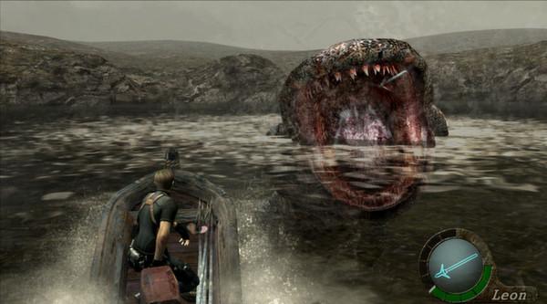 Resident Evil 4 (Biohazard 4) скриншот