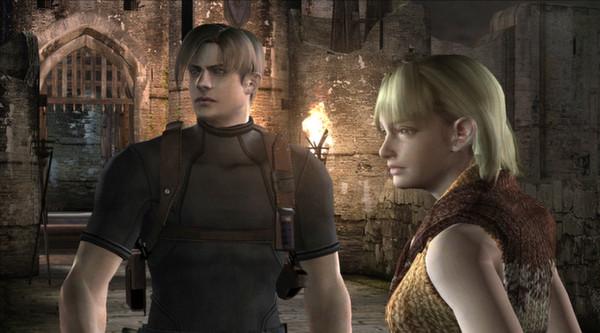 Скриншот №3 к Resident Evil 4