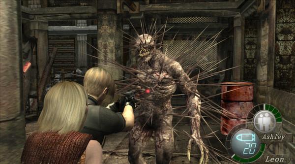 Скриншот №8 к Resident Evil 4