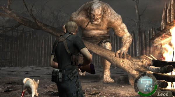 Скриншот №2 к Resident Evil 4