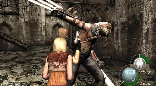 Скриншот №6 к Resident Evil 4