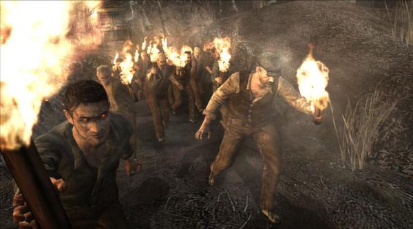 Скриншот №4 к Resident Evil 4