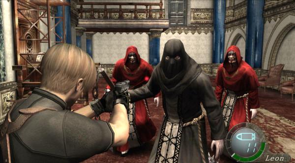 Скриншот №7 к Resident Evil 4