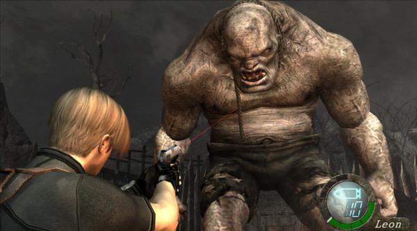Скриншот №9 к Resident Evil 4