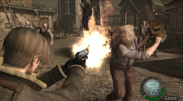 Скриншот №5 к Resident Evil 4