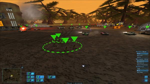 Скриншот №4 к Ground Control Anthology