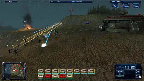 Скриншот №6 к Ground Control II Operation Exodus