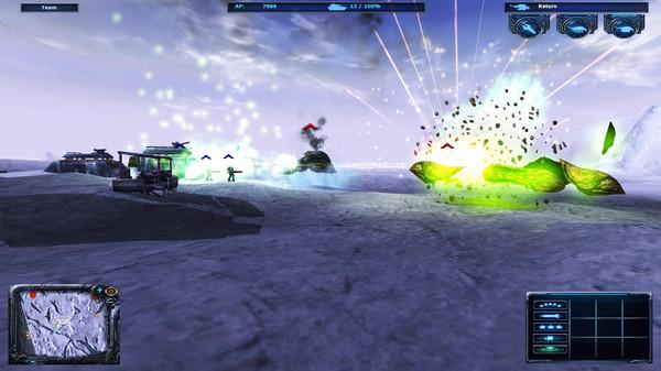 Скриншот №5 к Ground Control II Operation Exodus