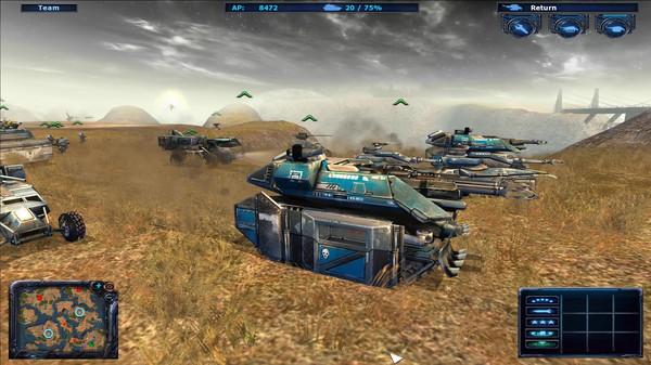 Скриншот №2 к Ground Control II Operation Exodus