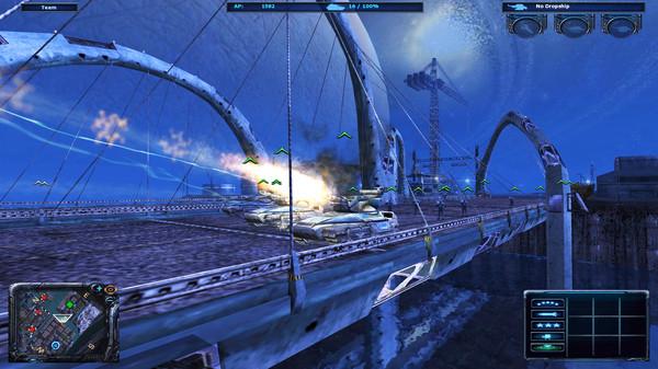 Скриншот №1 к Ground Control II Operation Exodus