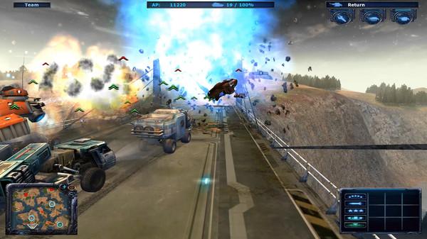 Скриншот №3 к Ground Control II Operation Exodus