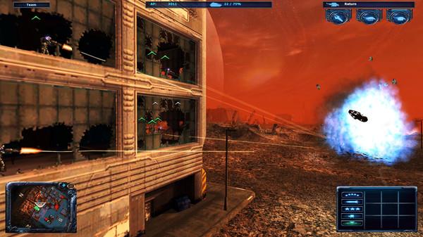 Скриншот №10 к Ground Control II Operation Exodus