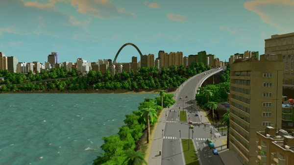 Cities: Skylines - Imagem 5 do software