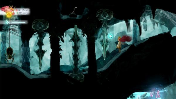 Child of Light скриншот