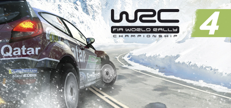 WRC 4 FIA World Rally Championship Cover Image