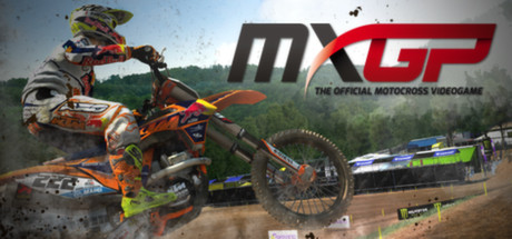 MXGP - The Official Motocross Videogame Cover Image