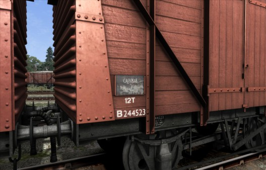 скриншот UK Van Wagon Pack 2