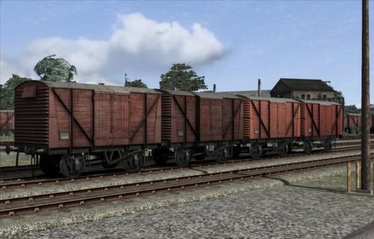 скриншот UK Van Wagon Pack 5