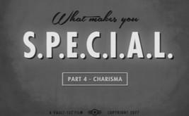 Fallout 4 Charisma Video