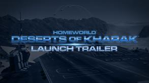 Homeworld: Deserts of Kharak Launch Trailer